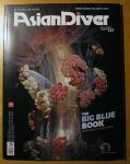 My Cover (Asian Diver, Issue 2, Vol 131, 2014 ADEX Issue) of my shot of Tuberculate Night Anemone