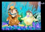 Wonder Pets (HK viu TV より) Linny